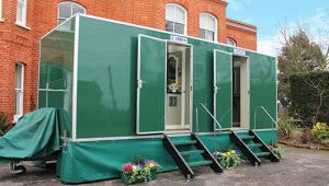 Mobile Toilet Hire Cambridgeshire